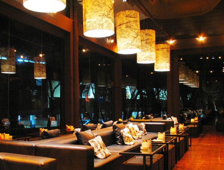 Travel: Taboo Lounge Bar and Restaurant in Brazil | My Black Sneakers